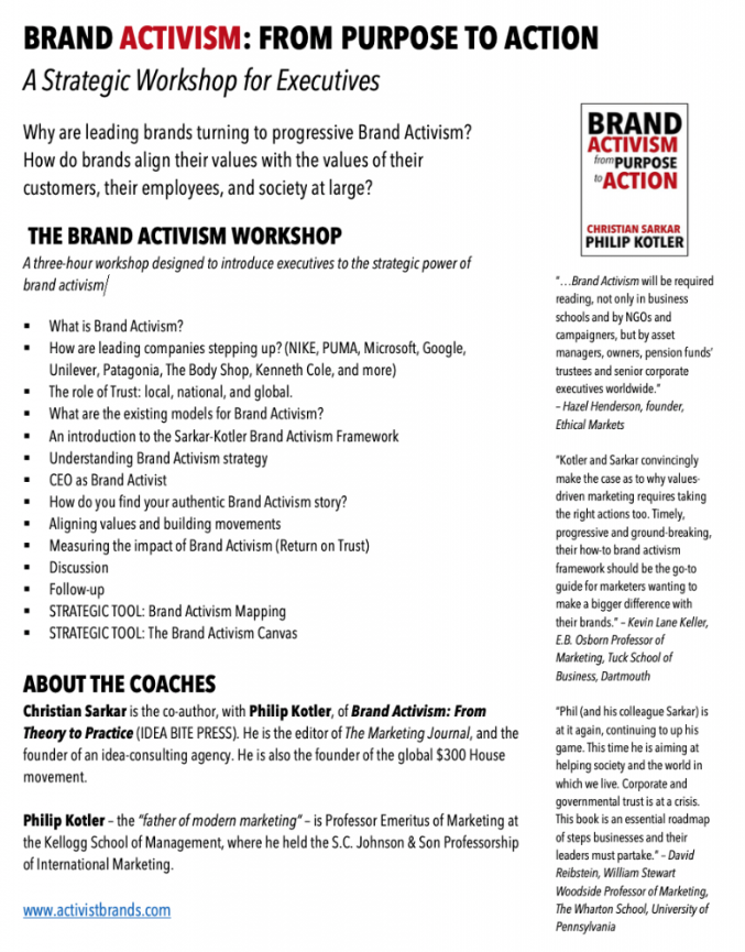 17e0ff652 How do brands align their values with the values of their customers, their  employees, and society at large?